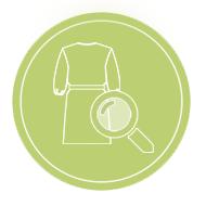 icon avental caracteristicas