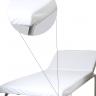 lencol descartavel branco destak com elastico tnt 40g com 5 unidades