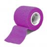 bandagem elastica antiderrapante roxa 5x4 5 mt unidade
