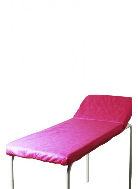 pct lencol descartavel pink destak com elastico tnt 40g com 5 unidades