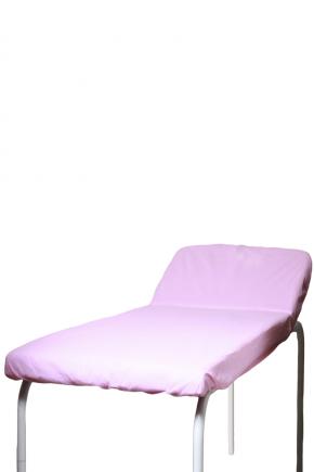 pct lencol descartavel rosa destak com elastico tnt 40g com 5 unidades