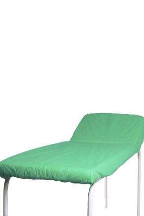 pct lencol descartavel verde destak com elastico tnt 40g com 5 unidades