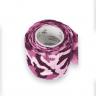 2 bandagem elastica antiderrapante camuflada pink 5x4 5 mt unidade