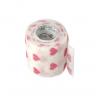 2 bandagem elastica antiderrapante coracao rosa 5x4 5 mt unidade