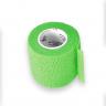 2 bandagem elastica antiderrapante verde 5x4 5 mt unidade