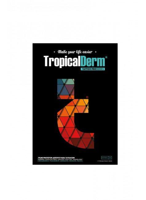 tropicalderm filme plus transparente envelope com 7 unidades 2