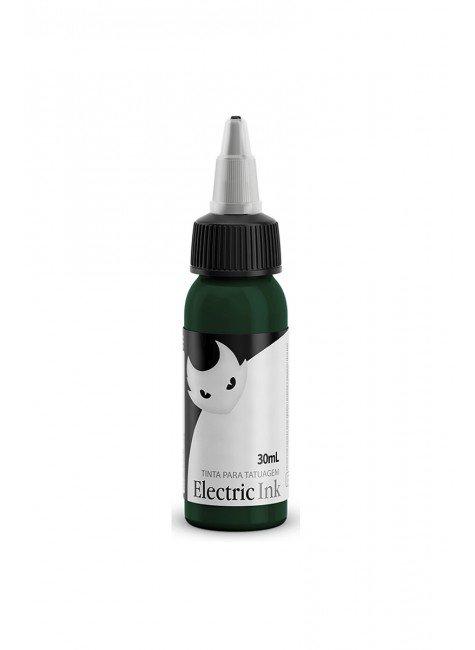tinta para tatuagem verde esmeralda electric ink 30 ml 1