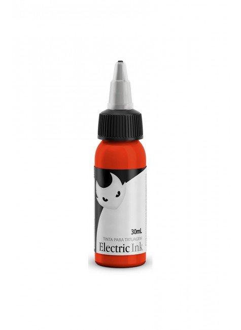 tinta para tatuagem laranja pastel electric ink 30 ml 1