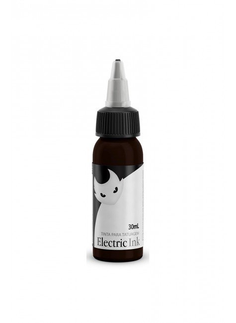 tinta para tatuagem chocolate electric ink 30 ml 2