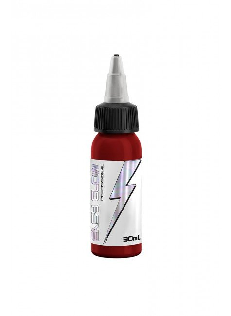 tinta para tatuagem lipstick red easy glow 30 ml 1