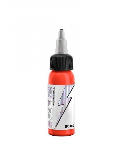 tinta para tatuagem florida orange easy glow 30 ml 1