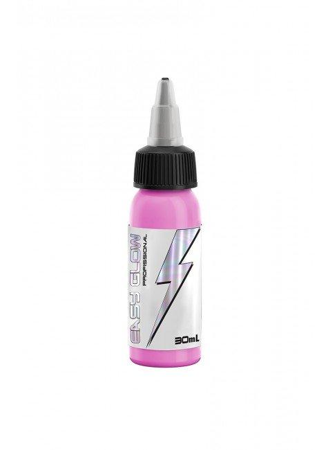 tinta para tatuagem electric pink easy glow 30 ml 1