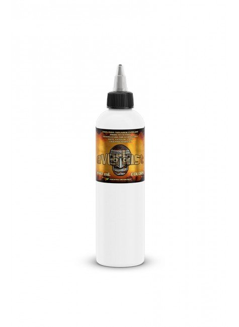 tinta para tatuagem true white everlast 240 ml 2